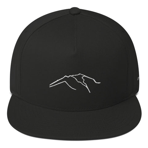Mount Temple Flat Bill Cap