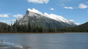 MOUNT RUNDLE 5 x 3 DARK