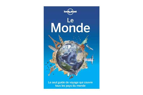 livre le monde lonely planet