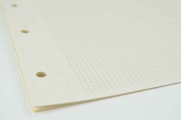 "1/8"" BOXED GRAPH PAPER"