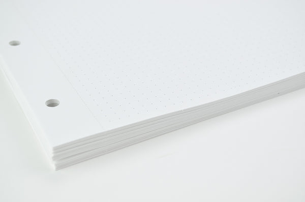 5mm BOXED DOTTED GRID PAPER