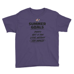 Summer Goals - Youth Tee