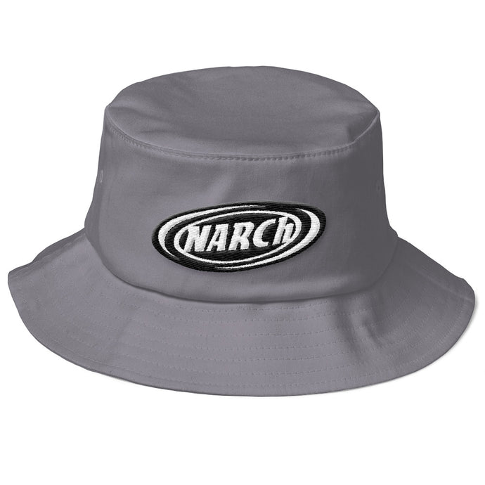 NARCh Logo - Old School Bucket Hat