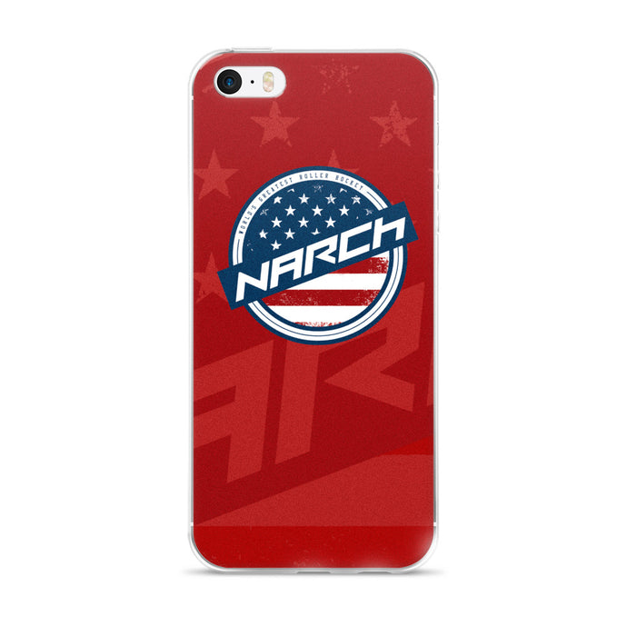 NARCh USA - iPhone 5/5s/Se, 6/6s, 6/6s Plus Case