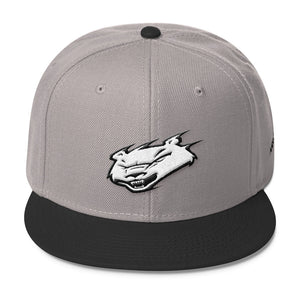 Bear Head - Snapback Hat