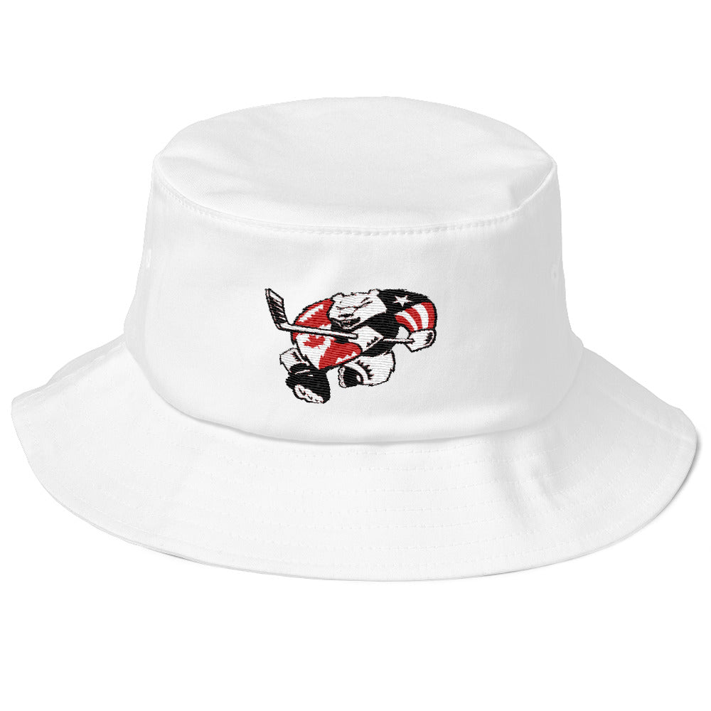 NARCh Bear - Old School Bucket Hat
