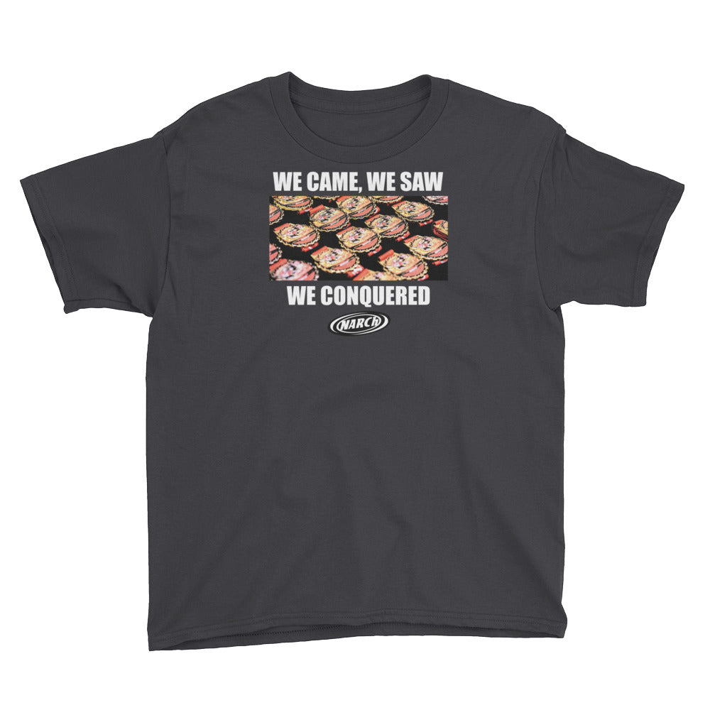 We Conquered - Youth Tee