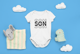 Son The Legacy Infant Bodysuit