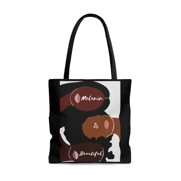 Melanin is Beautiful Tote Bag