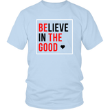 Believe in the Good/Be the Good Black Print
