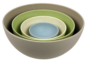 NEVER ENDING BOWLS - SET OF 4 - Uniek Living
