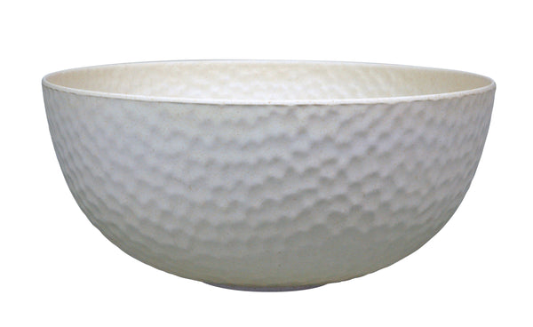 HAMMERED BOWL - LARGE - Uniek Living