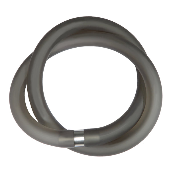 BRACELET - THICK DOUBLE TUBE ROUND MAT