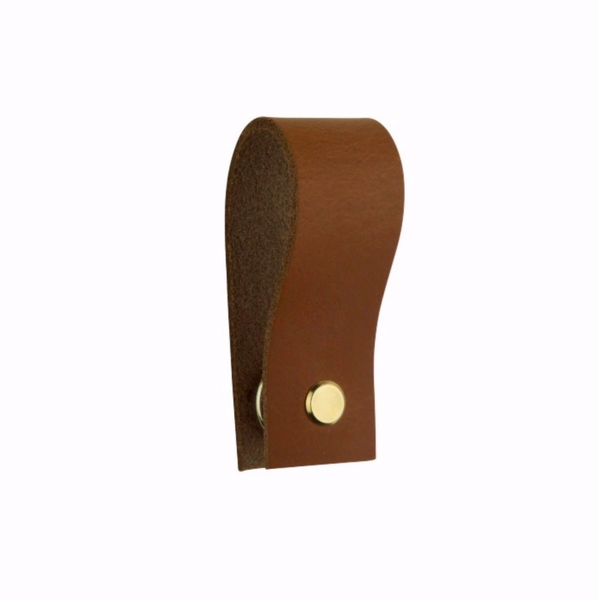 LEATHER MAGNETIC CLASP