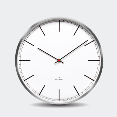CLOCK - ONE INDEX - 3 Sizes