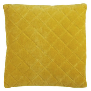 KAAT VERCORS SQUARE PILLOW - AVAILABLE IN SEVERAL COLORS - Uniek Living