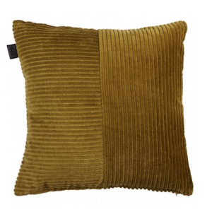 KAAT ETNA SQUARE PILLOW - AVAILABLE IN SEVERAL COLORS - Uniek Living