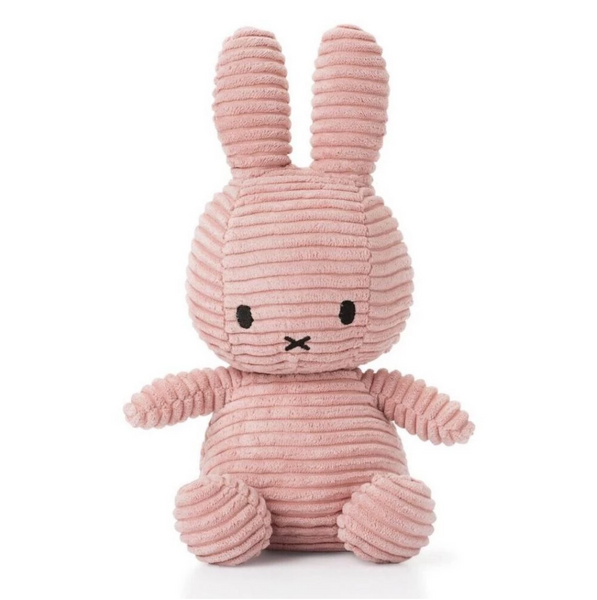MIFFY / NIJNTJE CORDUROY PLUSH TOY