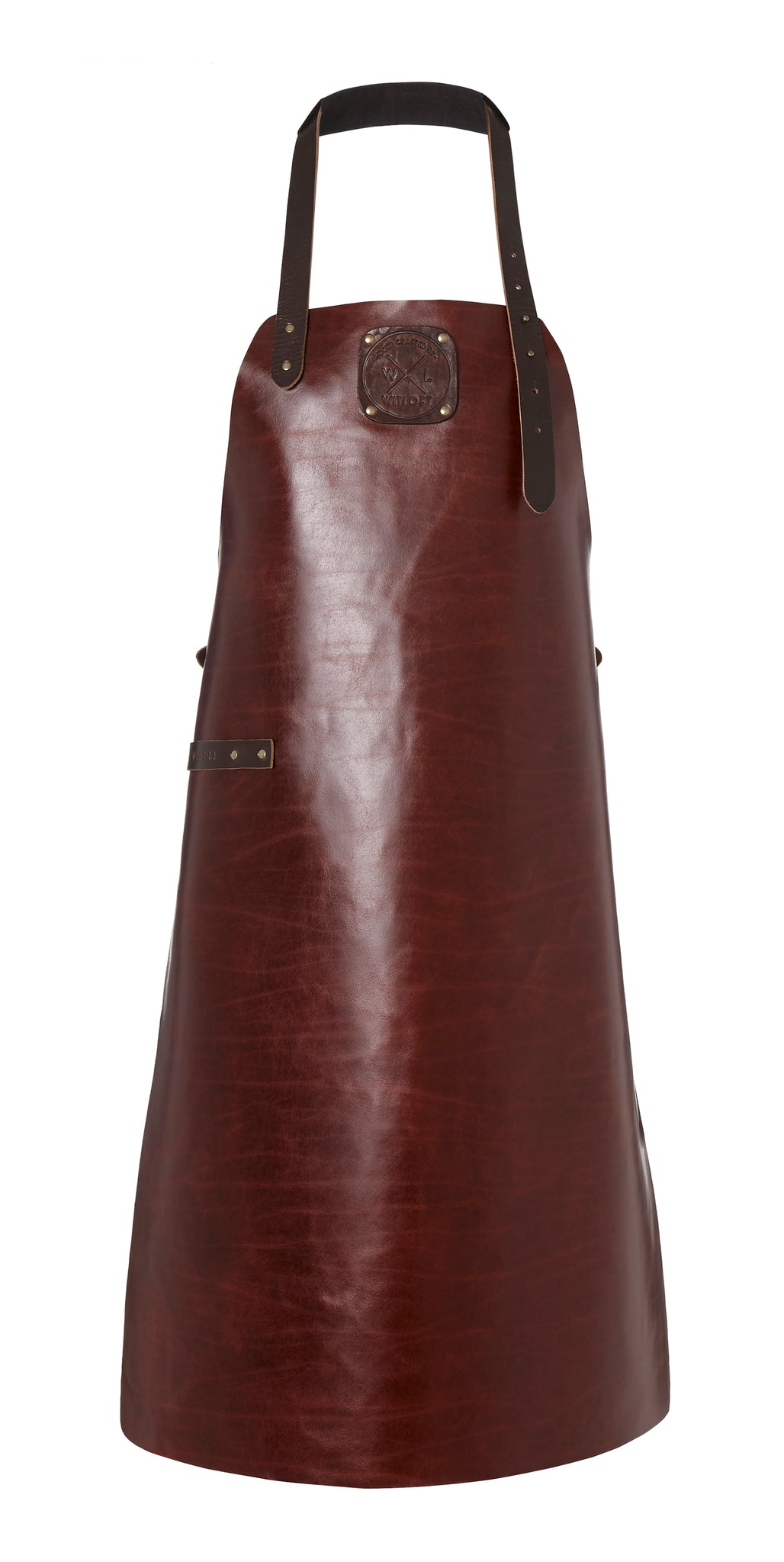LEATHER APRON - AUTHENTIC COLLECTION - Uniek Living
