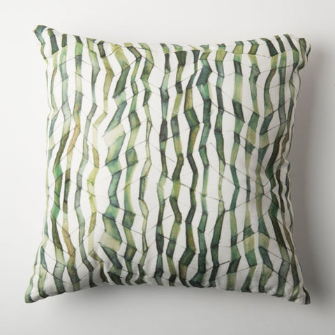 Bamboo Cushion by Urban Nature Culture at Uniek Living.