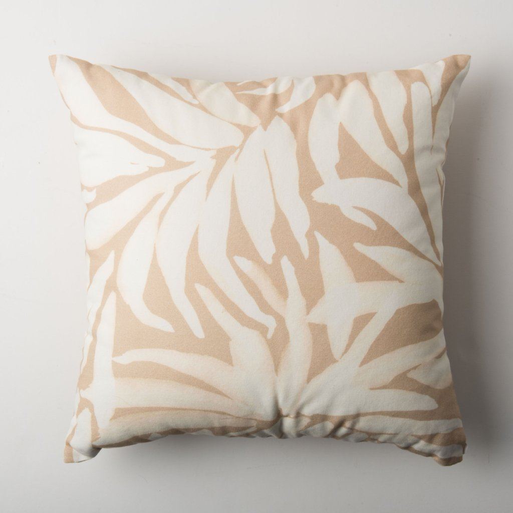 The Flor Area Modern Cushion by Urban Nature Culture.
