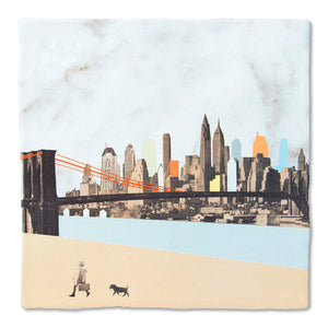NEW YORK - ART TILE - Uniek Living