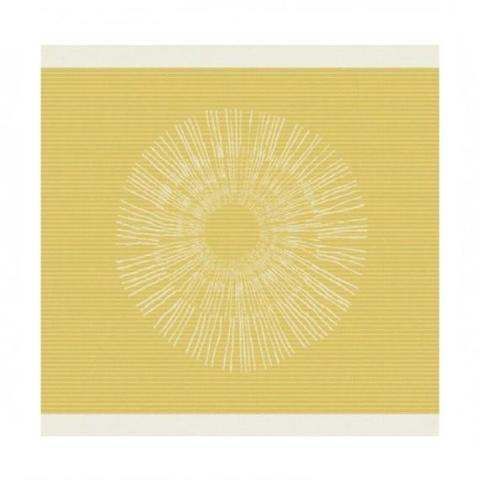 Yellow Osaka Tea Towel by DDDDD.