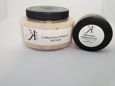 Cuffing Season Whipped Salt Scrub