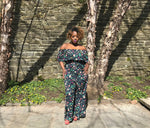 BNB Curves Garden Party Jumpsuit - BellaNOR Boutique