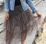Fierce Midi Skirt