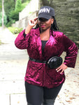 BNB Curves Bedroom Blazer - BellaNOR Boutique