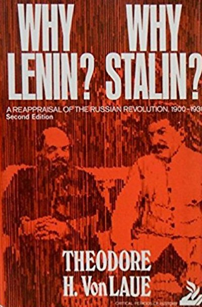 Why Lenin? Why Stalin?
