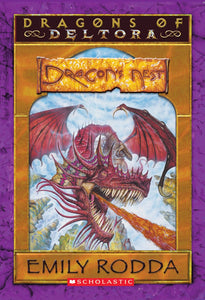 Dragon's Nest (Dragons of Deltora #1)