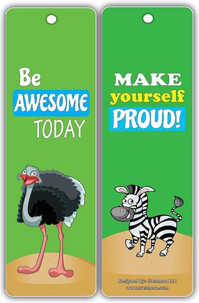 Be awesome today, make yourself proud!