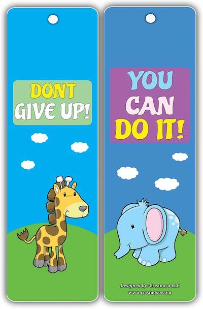 Don't give up! You can do it!
