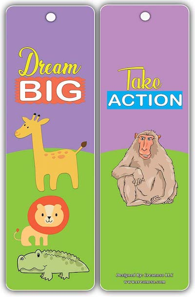 Dream big, take action