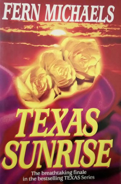 Texas Sunrise (Texas #4)