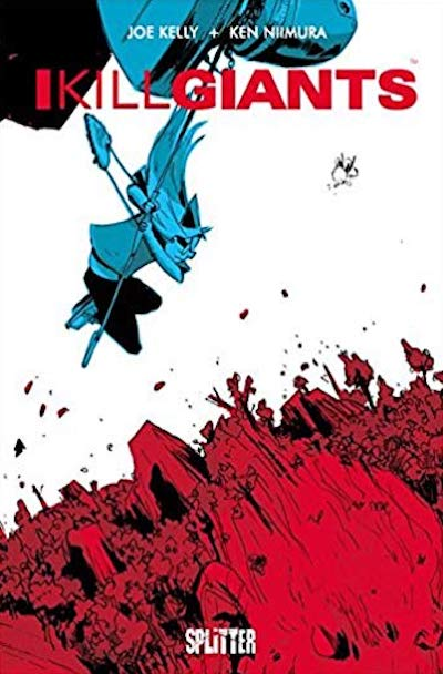 I Kill Giants (I Kill Giants #1-7)