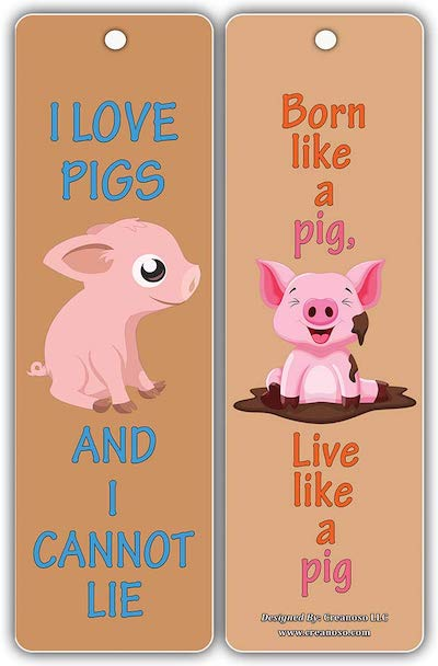 I love pigs and i cannot lie