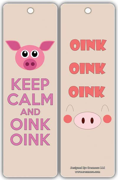 Keep calm and oink oink