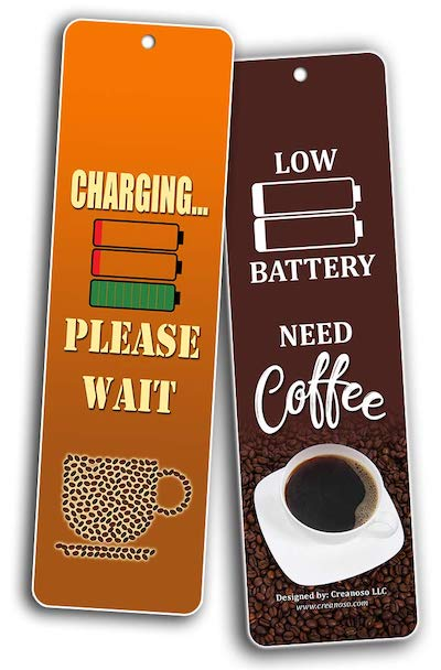Low battery, need coffee