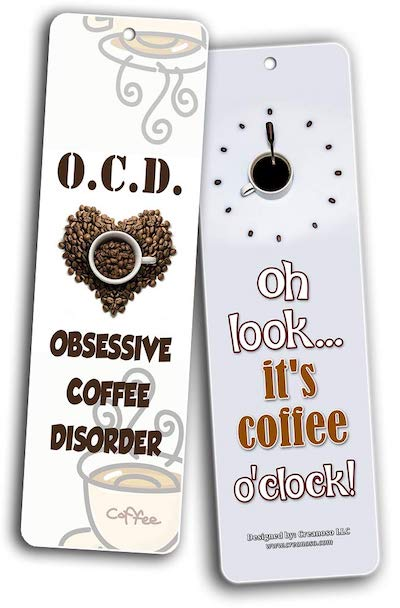 Oh look... it's coffee o'clock!