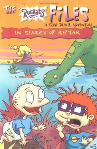 In Search of Reptar (Rugrats Files #5)
