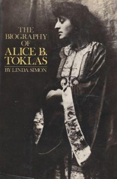 The biography of Alice B. Toklas