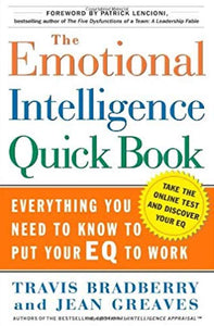 The emotional intelligence
