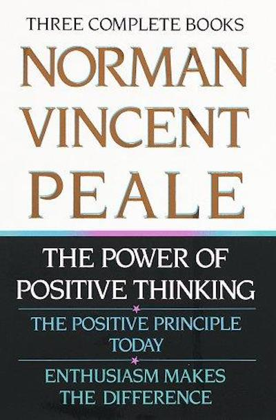 Norman Vincent Peale: Three complete books