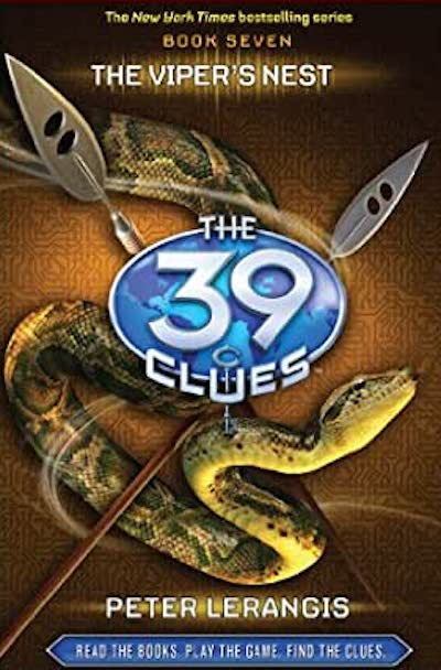 The 39 Clues: The viper's nest
