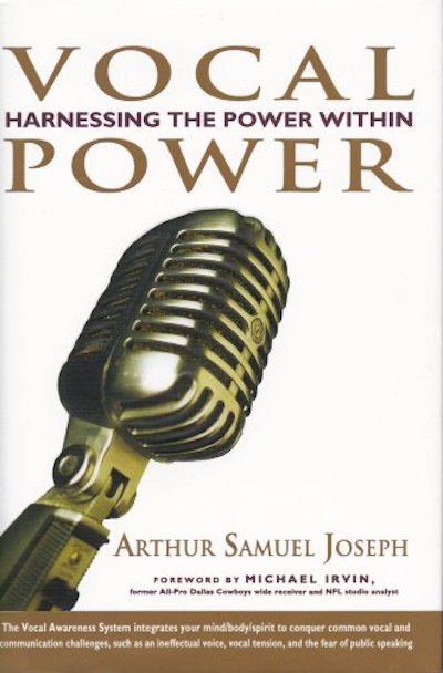 Vocal power: Harnessing the power within