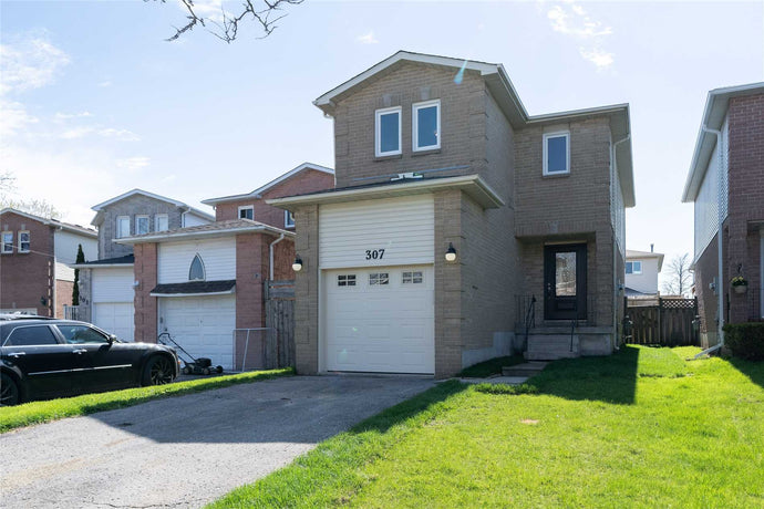 307 Sheffield Crt&sbquo; Oshawa&sbquo; Ontario L1J8J3 <br>MLS® Number: E4453184<br>For Sale: $519&sbquo;900<br>Bedrooms: 4