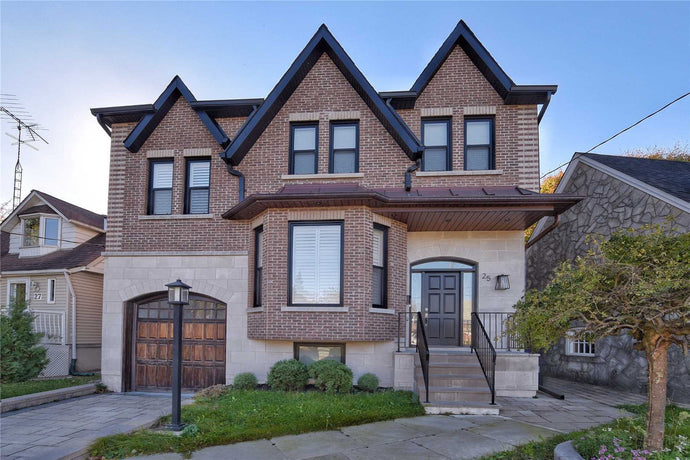 25 Parkland Rd&sbquo; Toronto&sbquo; Ontario M1N1Y7 <br>MLS® Number: E4421393<br>For Sale: $1&sbquo;929&sbquo;000<br>Bedrooms: 4